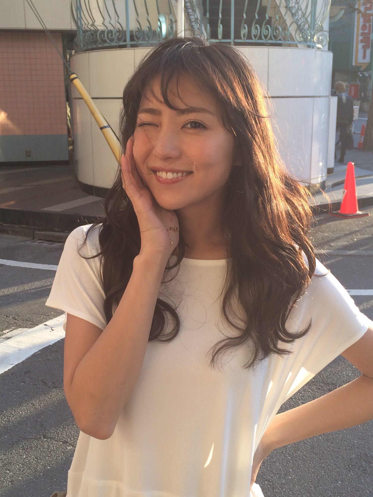洋服が素敵な石川恋さん