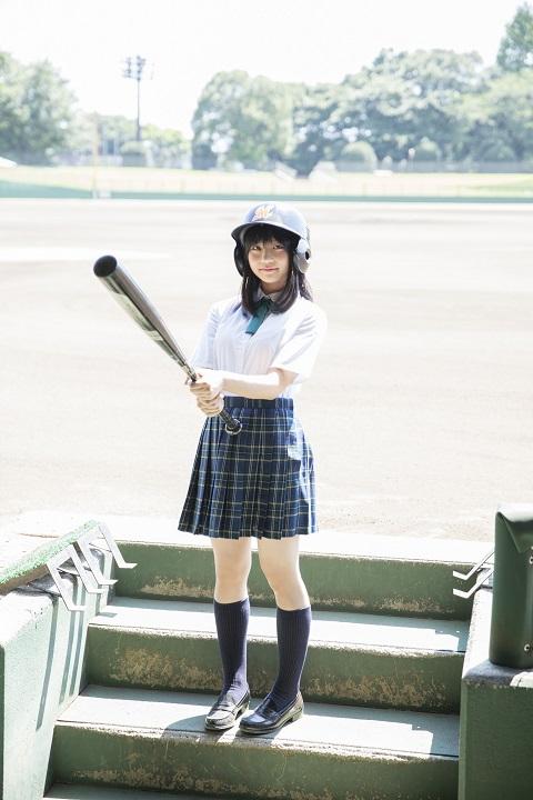 小畑優奈野球