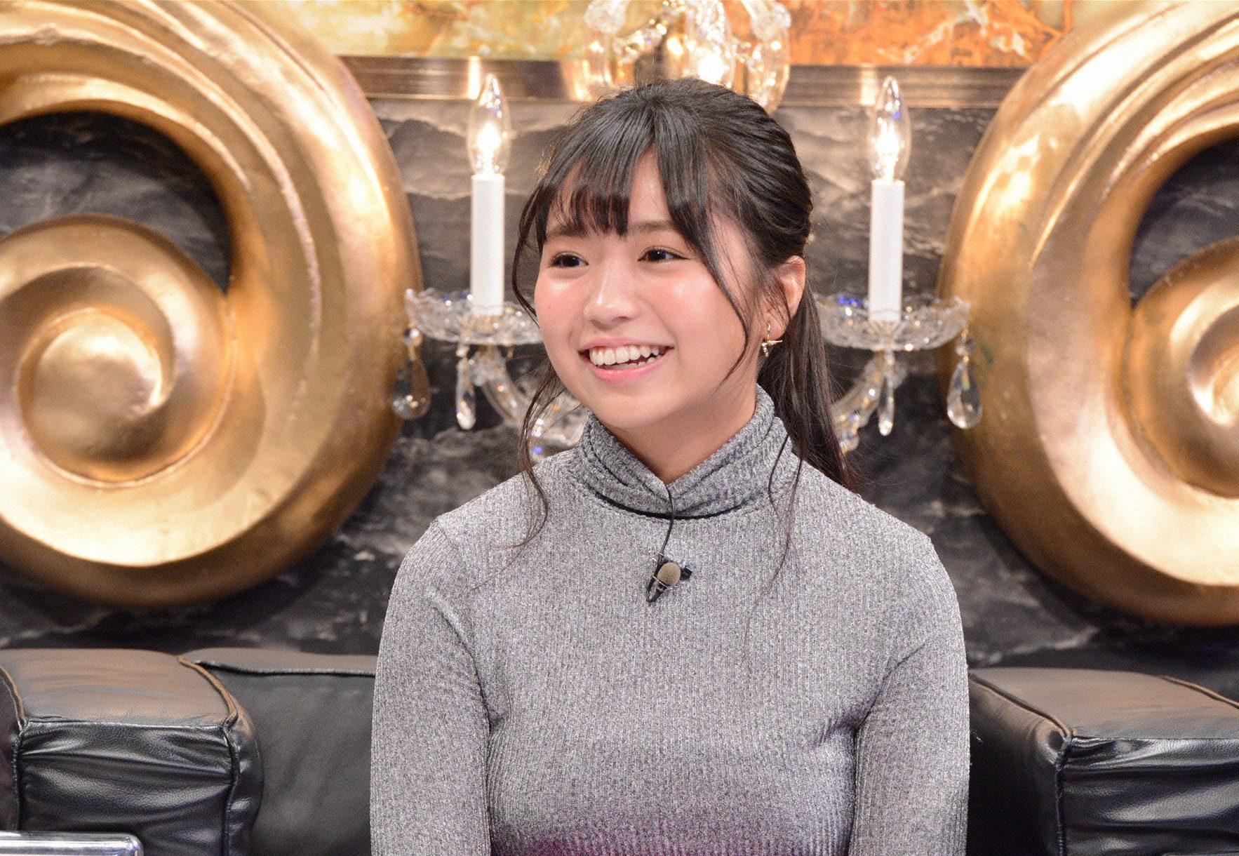 森詩織(PASSPO☆)、大原優乃が「有吉反省会」でぶっちゃけ面接!
