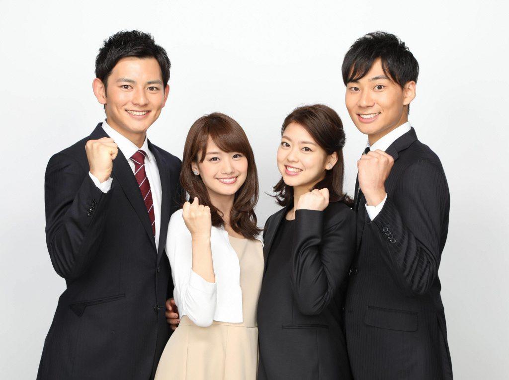 テレビ 井上 アナウンサー フジ
